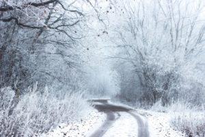 Väterchen Frost hält Einzug